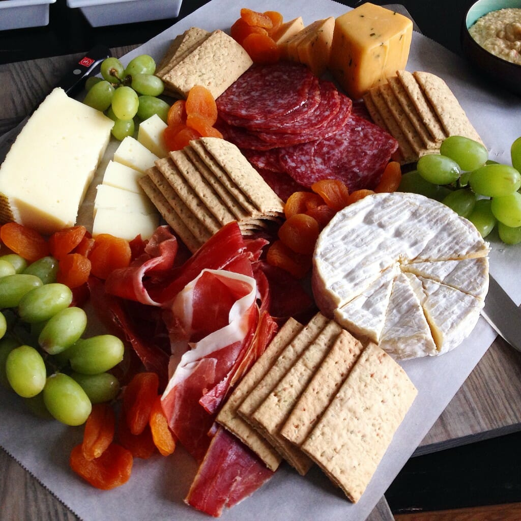 Food That Entertains Cheese And Antipasto Party Platter Recipes Butcher Boy